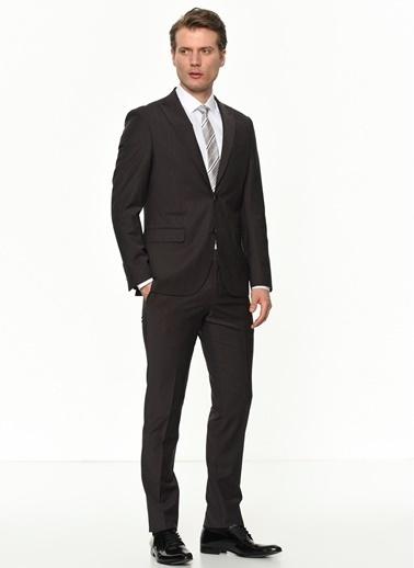 Beymen Business Takım Elbise Bordo